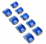 Andis Small Pet Clipper Combs 9 Piece Set model #12860