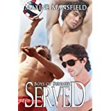 Served ~ Maxine Mansfield