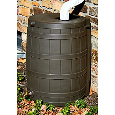 Good Ideas Rain Wizard 50-Gallon