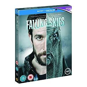 Falling Skies [Blu-ray] [Import anglais]