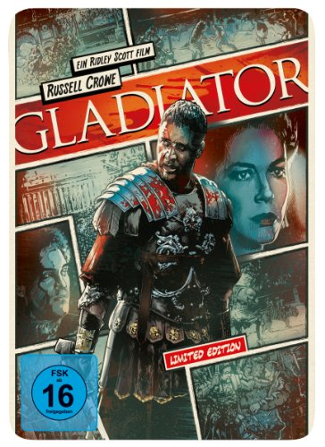 Gladiator - Steelbook [Blu-ray] [Limited Edition]
