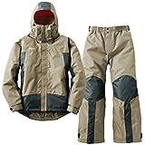 ロゴス リプナー 防水防寒スーツ プロップ 30338603 サンド M