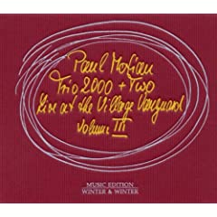 Live at the Village Vanguard III by Paul Motian