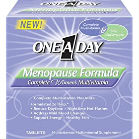 Bayer One-A-Day Menopause Formula, Complete Women