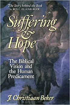 the biblical perspective on human suffering Suffering is a problem for christian apologetics one of the greatest tragedies of much writing about human suffering this century has been a biblical view of.