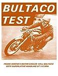 BULTACO 125cc GP RACER TEST REPORT 1966
