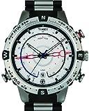 [タイメックス]TIMEX 腕時計 エクスペディション E-タイド&テンプ&コンパス メタルブレス T45781 メンズ [正規輸入品]