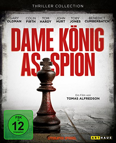 Dame, König, As, Spion - Thriller Collection [Blu-ray]