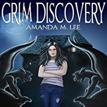 Grim Discovery: Aisling Grimlock, Book 3 Audiobook by Amanda M. Lee Narrated by Karen Krause