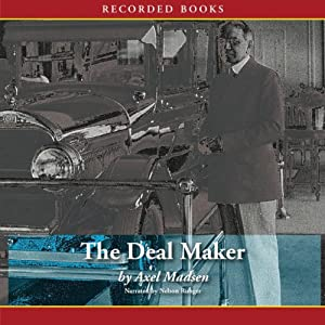 The Deal Maker Hörbuch