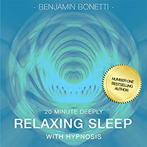 20 Minute Deeply Relaxing Sleep with Hypnosis Speech