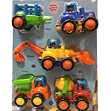 Piloda Best Quality Multicolor Construction Toy Set For Baby