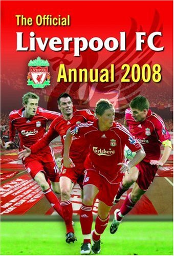 The Official Liverpool FC Annual 2008