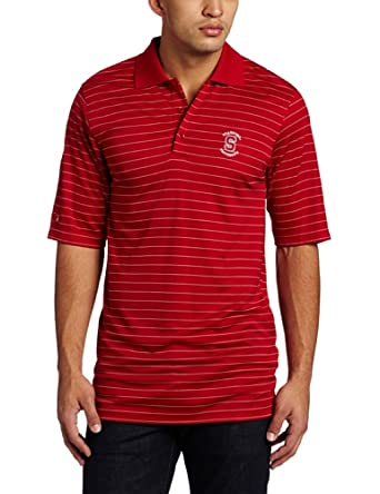 Buy NCAA Stanford Cardinal Elevate Desert Dry Lite Polo Mens by Antigua