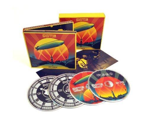 CELEBRATION DAY DELUX EDITION(2CD+BD+DVD) By Led Zeppelin (0001-01-01)