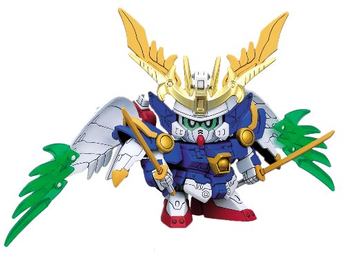 BB192 Musha Wing Zero Gundam SD Model Kit