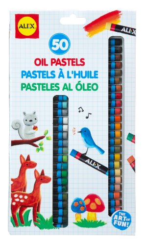 ALEX Toys Artist Studio Oil Pastel Set