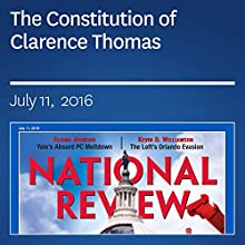 The Constitution of Clarence Thomas Periodical by John Yoo Narrated by Mark Ashby