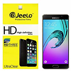 Jeelo HD Clear Screen Guard for Samsung Galaxy A5 (2016) - SM-A510