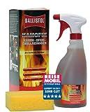 Ballistol Kamofix, Reiniger für Ofen, Kamin und Grill, 600 ml