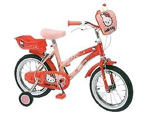 Hello kitty kinder fahrrad mit liebevollen details elektronik - Hello kitty fernseher ...