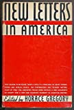 img - for New Letters in America 1 book / textbook / text book
