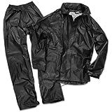 Mil-Tec Suit étanche Noir