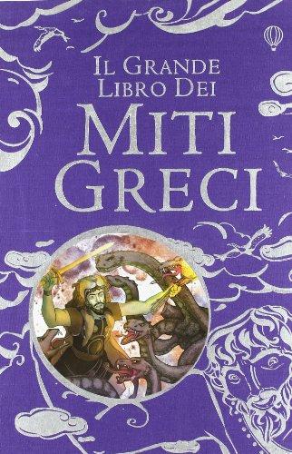 Il grande libro dei miti greci PDF