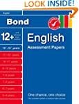 Bond English Assessment Papers 12+-13...