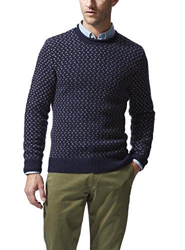 Dockers -  Maglione  - Uomo blu blu X-Large
