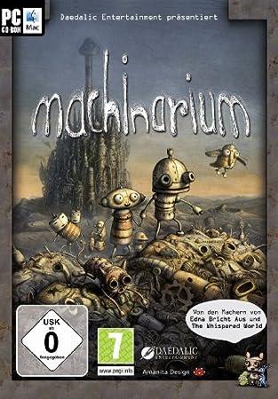 Machinarium (inkl. Samorost 2)