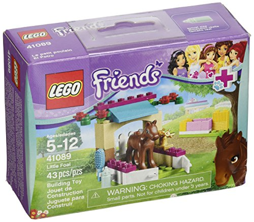 LEGO Friends 41089 Little Foal - 1