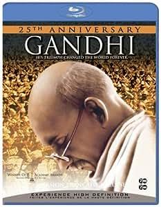 Gandhi (2 discs) Bilingual [Blu-ray]