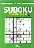 Sudoku 270 grilles : Niveaux 3 à 6 Volume 3