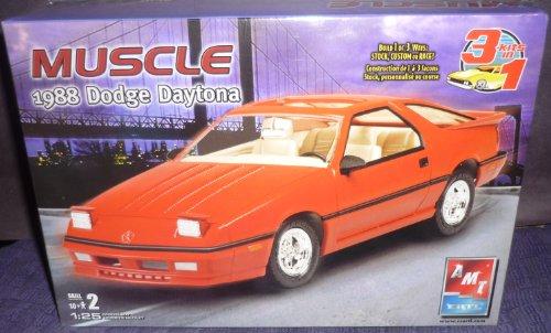 AMT 1/25 1988 Dodge Shelby Daytona