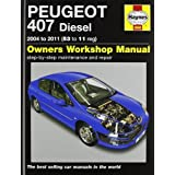 Peugeot 407 Diesel Service and Repair Manual: 2004-2011 (Haynes Service and Repair Manuals) by Gill. Peter T....