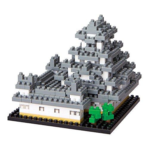 Kawada NBH-018 Nanoblock Himeji Castle Building Kit