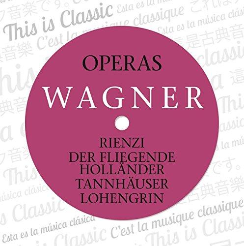 Wagner: Opern II-Operas II (Gesamt-Complete) (Wagner Sawallisch compare prices)
