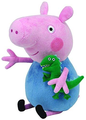 Ty Peppa Pig Beanie Buddy George, 24 cm