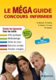 img - for Le M ga Guide Concours infirmier (French Edition) book / textbook / text book