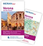 Verona und das Veneto: MERIAN live! - Mit Kartenatlas im Buch und Extra-Karte zum Herausnehmen
