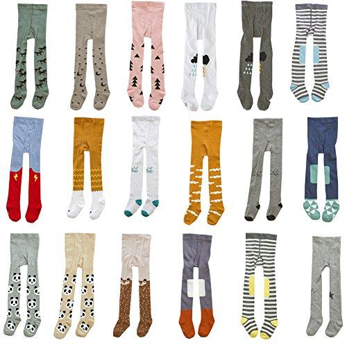 XUNYU Infant Toddler 0-3T Stocks Legging Pants Tights Warm Stockings Baby Girls