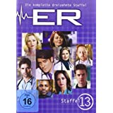Emergency Room - Staffel 13 6 DVDs