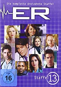 Emergency Room - Staffel 13 [6 DVDs]