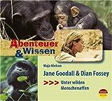 Abenteuer & Wissen: Jane Goodall und Dian Fossey. Unter wilden Menschenaffen title=