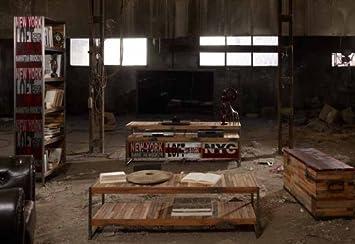 Mesas de TV Estilo Vintage : Colección URBAN FACTORY