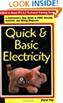 Quick & Basic Electricity: A Contract...