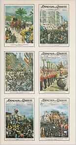 Le famose copertine della Domenica del Corriere.: N.A. -: Amazon.com