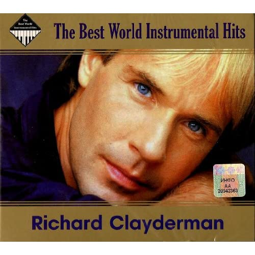 Amazon.com: RICHARD CLAYDERMAN: RICHARD CLAYDERMAN - THE BEST WORLD