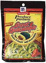 Produce Partners Great Guacamole Mix…